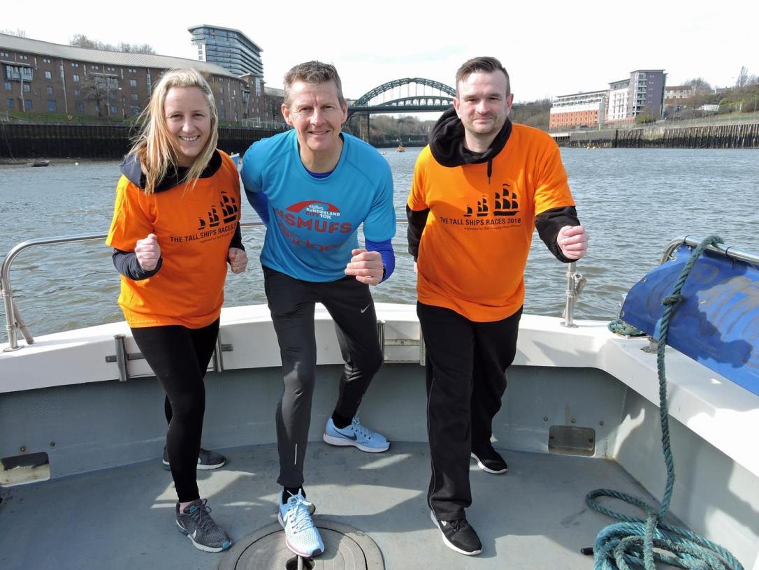 Siglion Sunderland City Half Marathon and 10K - Mar 21 2018_2